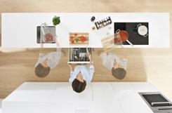 Оптимизируйте свои перемещения по кухне